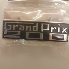 italian gp 200 badge  casa